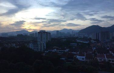 Malaysia Group Internship student reflections - part 1