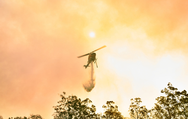 Analysis of Black Saturday fires shows likely cost of recent QLD and NSW fires