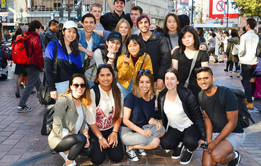 WIL program students gain international business experience with Tobu Group in Japan
