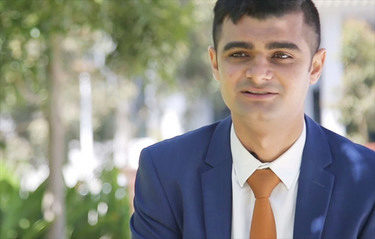 Chintan Pathak experiences wider range of culture, society and business at Deakin