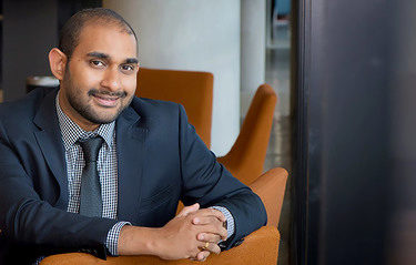 The university's culture attracted Dr Venura Welagedara to complete his PhD at Deakin