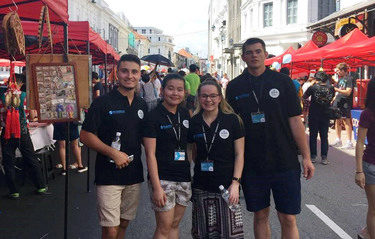 Malaysia Team Internship in Penang: teamwork strategies