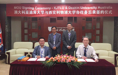 Collaboration with China's XJTLU boosts big data and business analytics endeavour
