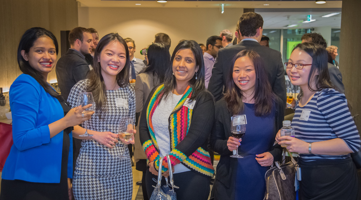 Deakin Commerce Alumni PD Event