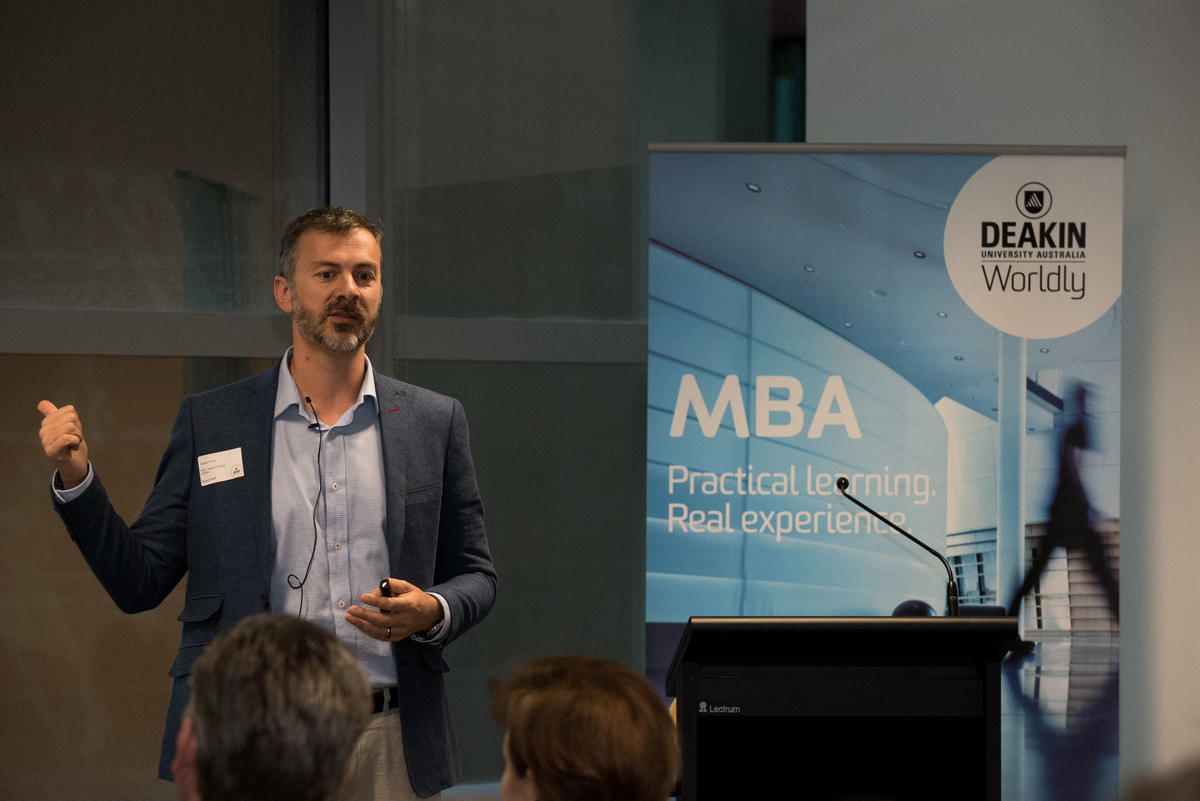 MBA converged Sydney and Melbourne